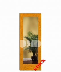 1-lite-clear-glass-cherry wood interior door dmd chicago wholesale distributor