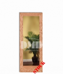 1-lite-clear-glass-oak-6-8 wood interior door dmd chicago, wholesale distributor