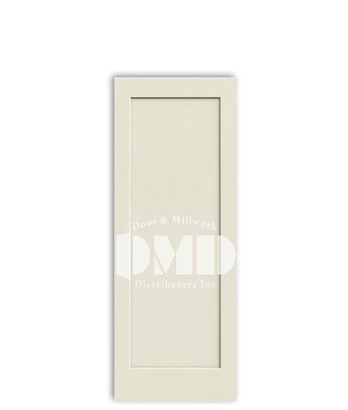 1 Panel Flat Door Madison From Jeld Wen Door And Millwork