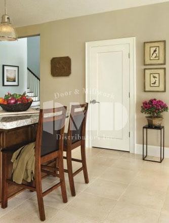 1 Panel Flat Door Madison From Jeld Wen Door And