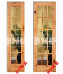 9 15 Lite Clear Glass Knoty Alder Interior Door Dmd