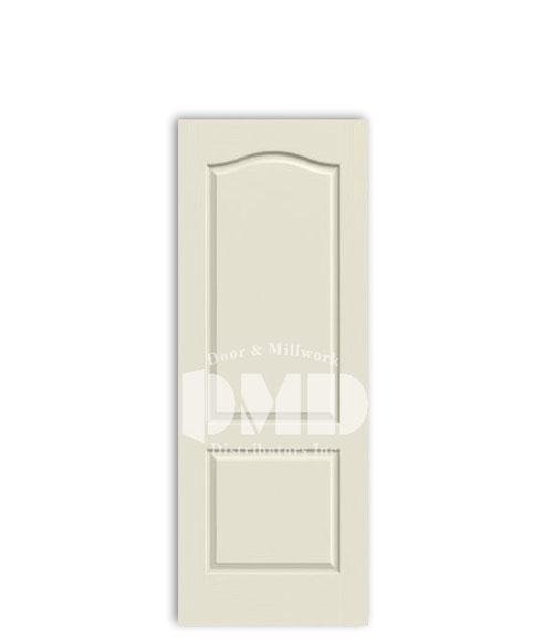 2 panel arch camden door from jeld-wen primed interior dmd chicago wholesale distributor