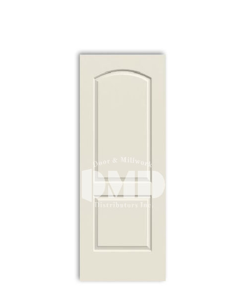 2 panel arch continental door from jeld-wen dmd chicago wholesale distributor