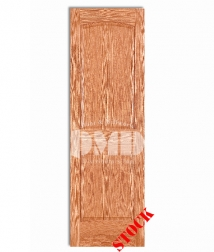 2-panel-arch-oak-8-0 wood interior door dmd chicago wholesale distributor
