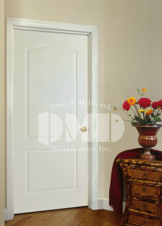2 Panel Arch Princeton Door From Jeld Wen Door And