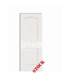 2 PANEL ARCH SOLID CORE CAIMAN primed interior door chicago illinois wholesale distributor dmd door