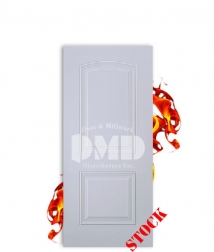 2 panel arch top steel b label 6-8 fire rated door dmd chicago wholesale distributors