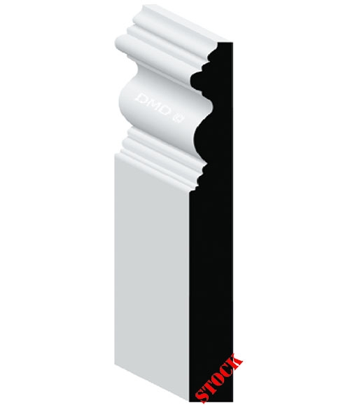 ba234 baseboard trim millwork moulding dmd chicago illinois chicagoland wholesale distributor