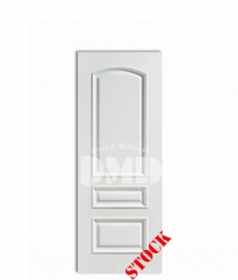 3 panel trevisio solid core primed interior door dmd chicago wholesale distributor