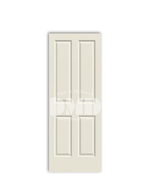 4 panel atherton door from jeld-wen interior primed dmd chicago wholesale distributor