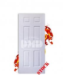 6 panel steel b label 6-8 fire rated door dmd chicago wholesale distributor