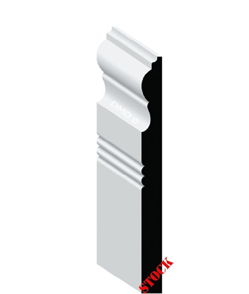 ba216 baseboard trim millwork moulding dmd chicago illinois chicagoland wholesale distributor