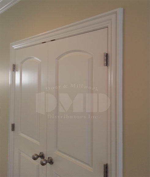enlarge & 2 Panel Arch Hollow Core Caiman 6-8 | Door and Millwork ... Pezcame.Com