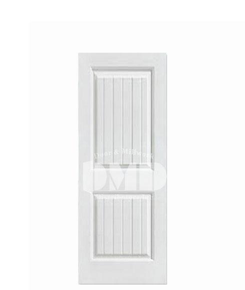 2 Panel Square Top Door Corvado From Craftmaster Door