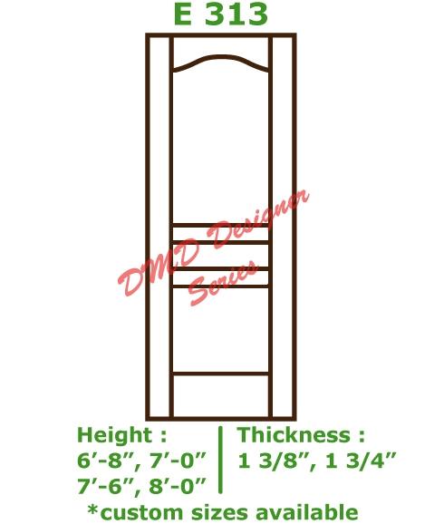 Custom Interior Doors Door and Millwork Distributors Inc