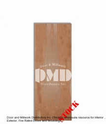 Flush-Birch-Solid-Core-6-8 interior door dmd chicago wholesale distributor