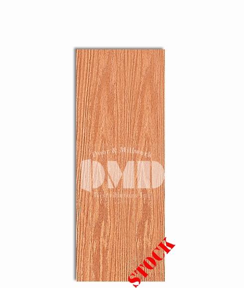 Flush oak solid core commercial door 6 8 door and for Solid core flush door