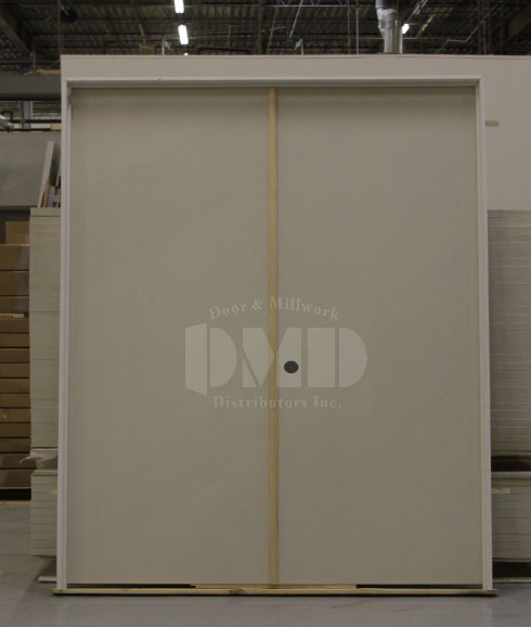 Flush Primed Solid Core 6 8 Quot 80 Quot Door And Millwork