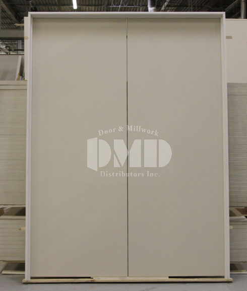 Flush Primed Solid Core 6 39 8 80 Door And Millwork