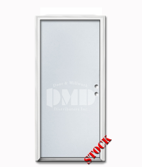 Flush Steel Exterior Door 7-0