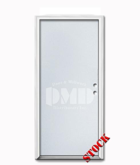 Flush Steel Exterior Door 7-0