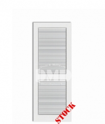 full louver interior door primed chicago illinois dmd wholesale distributor