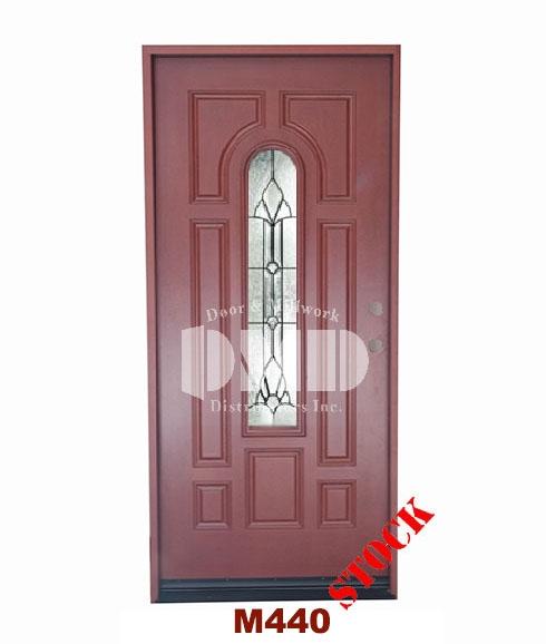 Mahogany-Exterior-Fiberglass-Door-440 wholesale distributor Chicago