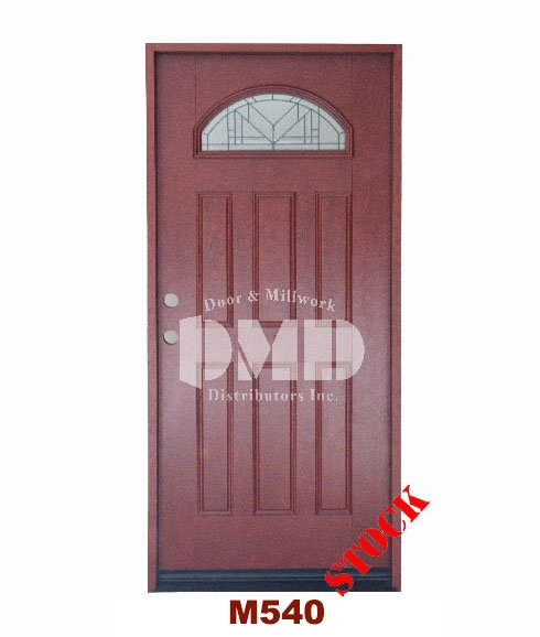 540 exterior mahogany fiberglass door - dmd chicago wholesale distributor
