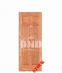 6-panel-oak interior wood door dmd chicago wholesale distributor